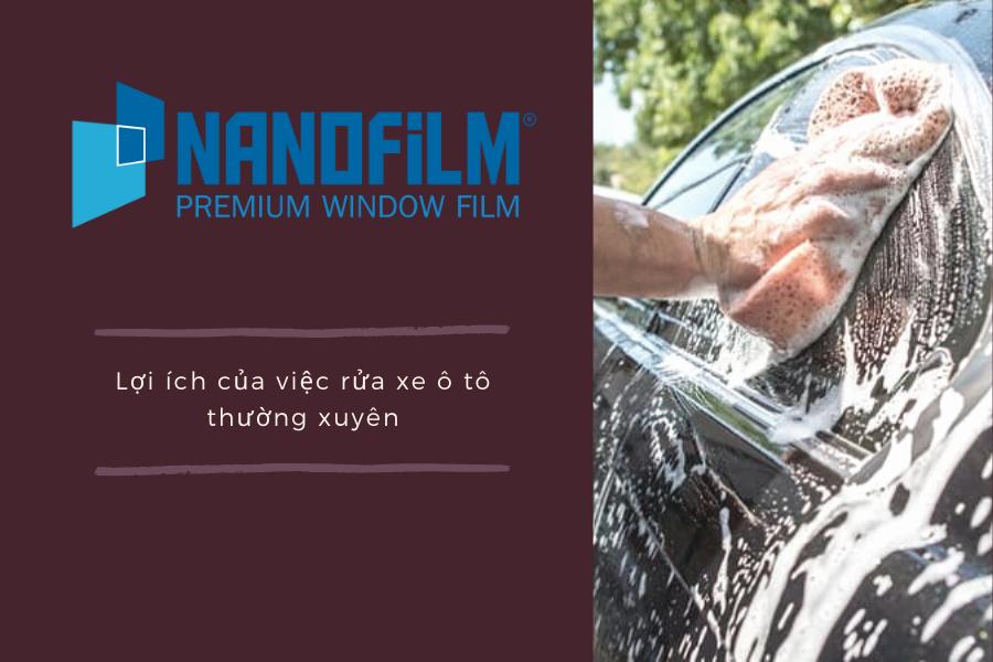 4 Lợi ích không ngờ của việc rửa kính xe ô tô thường xuyên