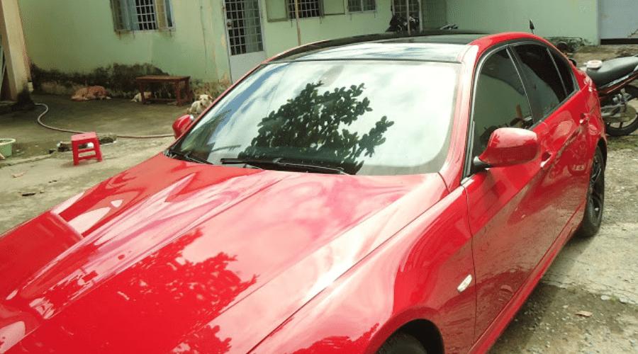 Mang chống nóng Paronama cho ô tô