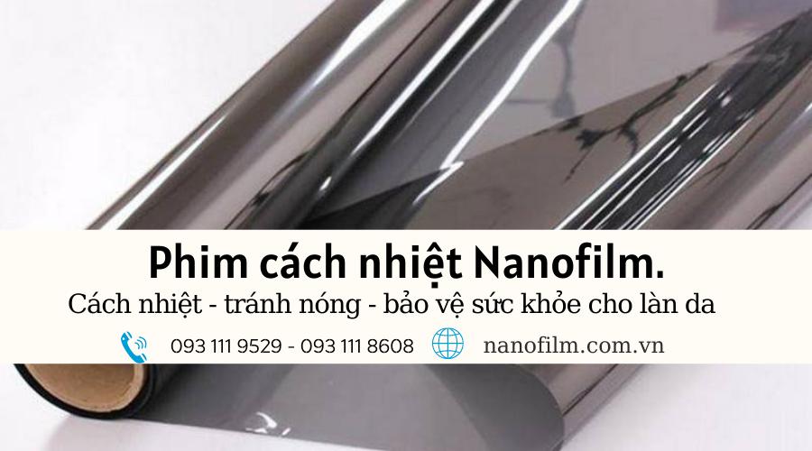 Phim cách nhiệt nanofilm
