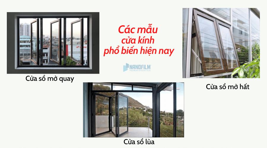 Lắp cửa kính