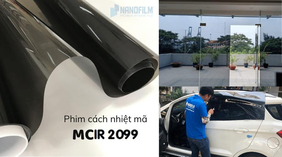 phim cách nhiệt Hàn Quốc MCIR 2099