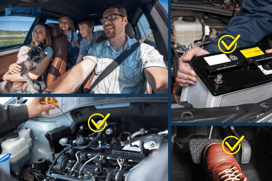 Checklist 6 bộ phận xe ô tô cần bảo dưỡng trước Tết