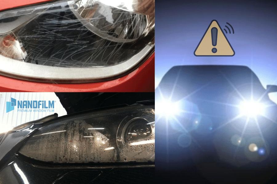 đèn pha ô tô