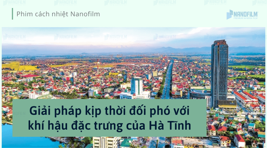 Giải pháp kịp thời đối phó với khí hậu đặc trưng của Hà Tĩnh