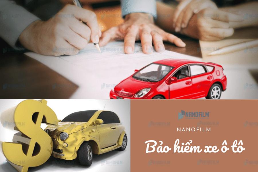 Kinh nghiệm mua bảo hiểm ô tô