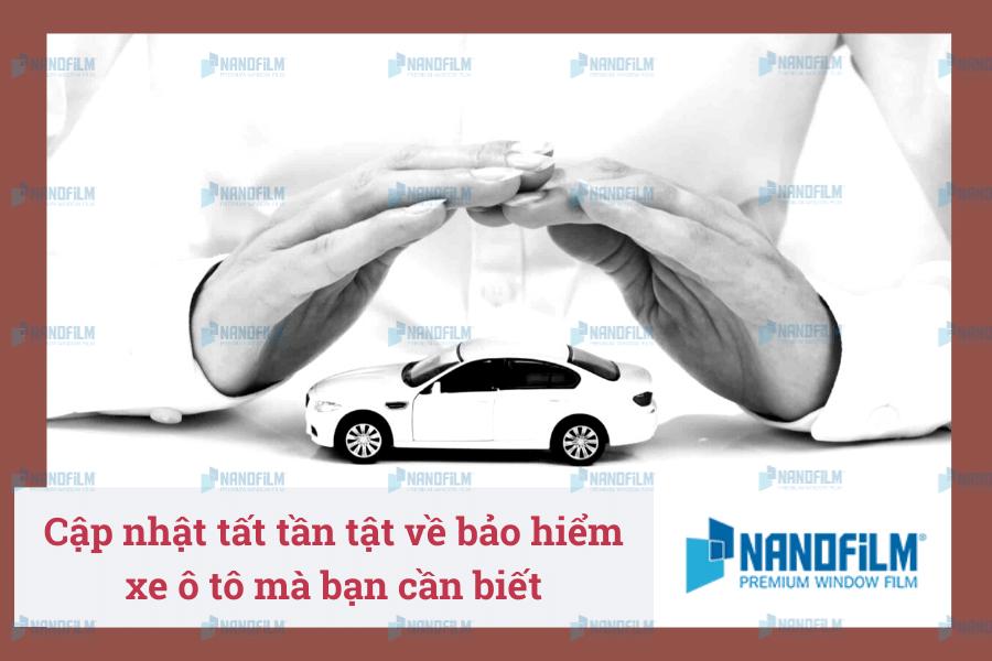 Cập nhật tất tần tật về bảo hiểm xe ô tô mà bạn cần biết