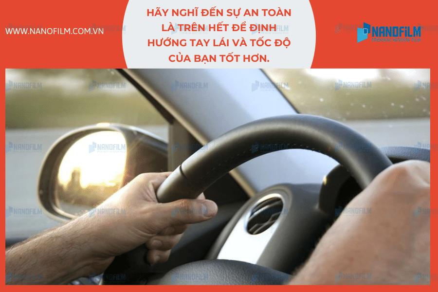 Kiểm soát tốc độ - Kỹ năng lái xe an toàn