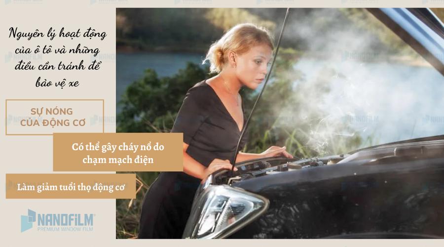 Nguyên lý hoạt động của ô tô và những điều cần tránh để bảo vệ xe