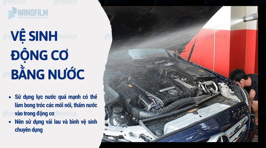 một số lưu ý sau mà bạn cần phải biết để bảo quản xe thật tốt