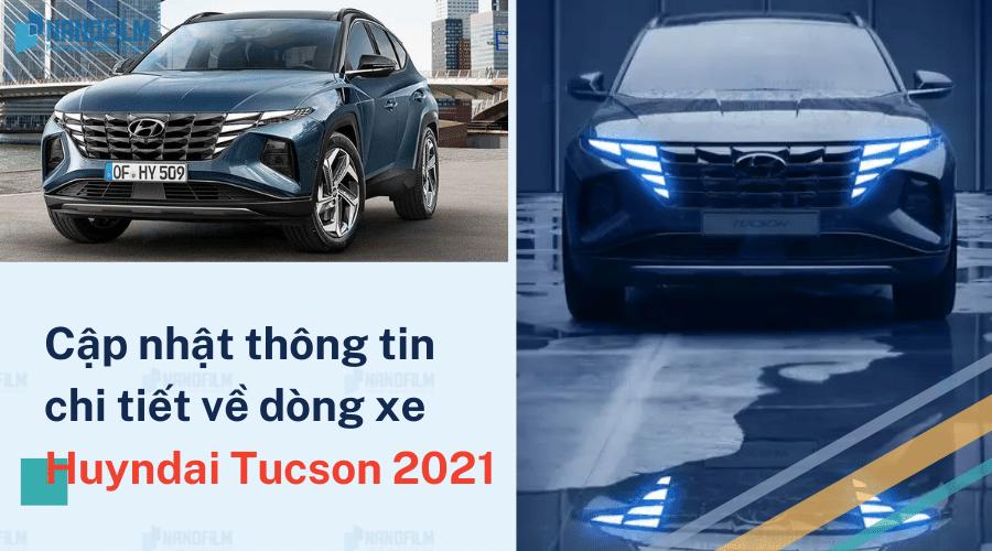 xe hyundai tucson 2021