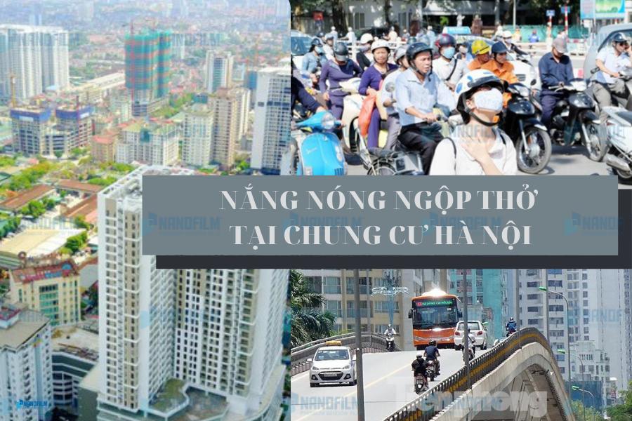 dán kính cách nhiệt chung cư tại Hà Nội