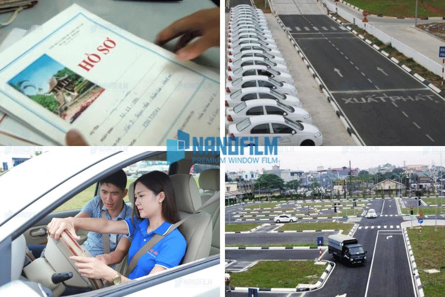 Thay đổi mới trong thi bằng lái xe 2020 cần biết