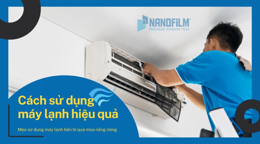 Giải pháp làm mát nhà ở kết hợp giảm sử dụng thiết bị điều hòa