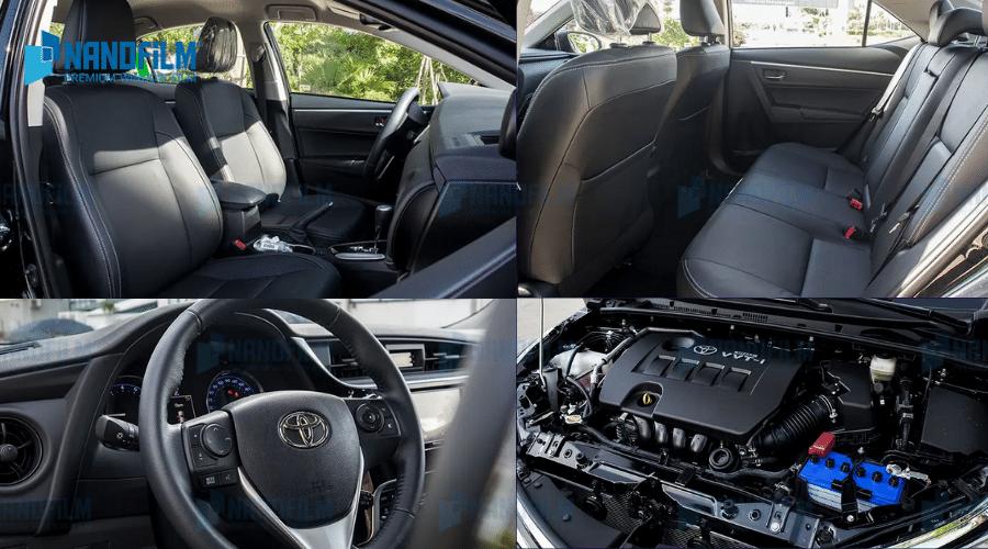Đánh giá xe Toyota Corolla Altis 2021