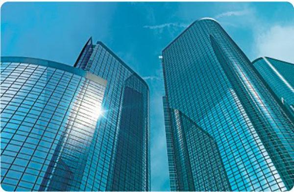 Phim cách nhiệt sử dụng nhiều cho các tòa nhà cao tầng