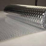 Tấm chống nóng 2 mặt tráng kim – điều cần biết về vật liệu cách nhiệt