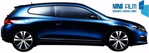 Decal dán kính chống nắng xe hơi